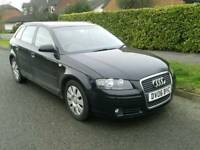 2006 Audi a3 fsi special edition