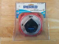 Battery Switch Heavy Duty Perko Boat Dual 850 AMPS Alternator Field Disconnect