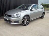 Volkswagen Golf 1.6 TDI SE 5dr (start/stop) 2014 May Px / Swap