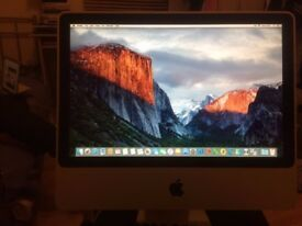 iMac 20inch full working condition