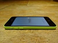 iphone 5c green unlocked 16gb perfect working order