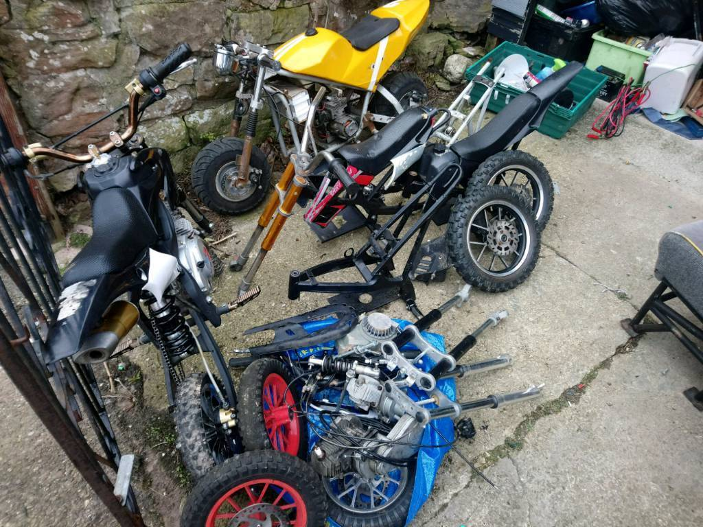 Mini Moto Crosser Pit Bike Parts Etc In Mansfield Nottinghamshire