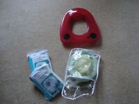 Portable Toilet trainer, x2 Packs of Liners & Ladybird Toilet seat (all new and unused)