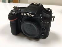 Selling Nikon D7200 - Less than 1 year of use / Excellent condition