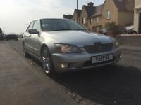 Lexus IS200 2.0 Sport Manual, 95K Miles, MOT till Nov 2018 , Half Leather SELL/SWAP
