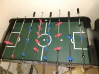 Foot Ball table £40 special price