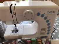 Janome 145M Sewing Machine Kit