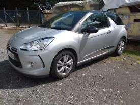 Silver Citroen DS3 for sale