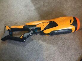 Nerf swarmfire Gun