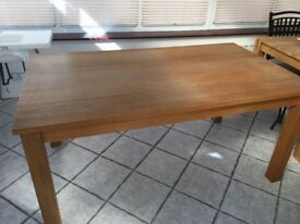5ft Oak Dining Table