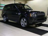 2012 Land Rover RRS SPORT AWD CUIR TOIT NAV CAMERA RECUL