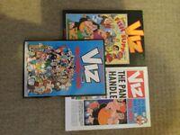 Viz Vintage Annuals