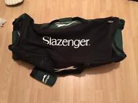 Slazenger cricket sports bag