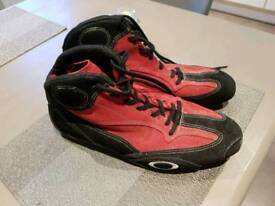 *** OAKLEY RACING BOOTS: UK SIZE 10 BRAND NEW ***