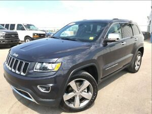 2015 Jeep Grand Cherokee Limited-PST PAID-SUN ROOF-