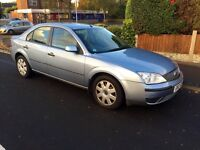 Ford Mondeo, 2005, Blue, 6 SPEED, 2.0tdci Diesel, NEW SHAPE, 140k Low Miles, Service History