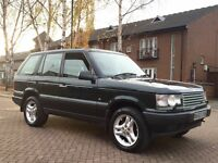 Range Rover 2.5 TD HSE 4x4 P38 Automatic with Service History Excellent Condition Inside & Out