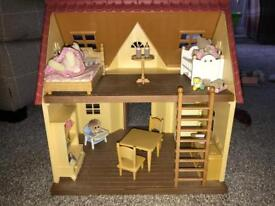 Sylvanian Families (Cosy Cottage)