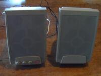 Zydec Multi Media System Stereo Speakers