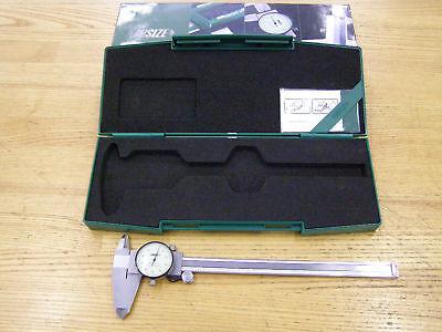 Insize Dial Caliper 0-8x0.001 Model 1311-8