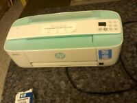HP 3700 WIRELESS / COPY / PRINT / SCAN WITH NEW INK CARTRIDGE