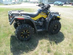 2010 Can-Am CAN-AM OUTLANDER 650 XT-P Cambridge Kitchener Area image 3