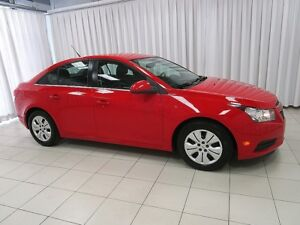 2014 Chevrolet Cruze ----------$1000 TOWARDS ACCESSORIES, WARRAN