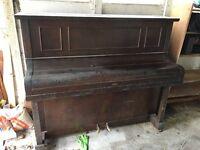 W.H.Barnes Piano