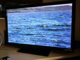 "PANASONIC 42"" HD PLASMA TV"