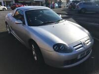 MGTF 135 Spark Limited Edition 54 Plate 37,000 Miles Reluctant Sale