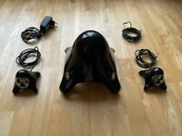 JBL Creature III - 2.1 Speaker System - 2 Satellites and 1 Subwoofer - High Quality - Used
