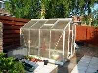 Eden greenhouse 6 x 8 feet