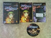 DARK CLOUD + RARE STRATEGY GUIDE PS2