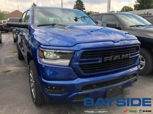 2019 Ram All-New 1500 Sport | HEMI | 4X4 | BLUETOOTH