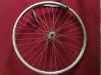 Alluminium Mountain bike front wheel