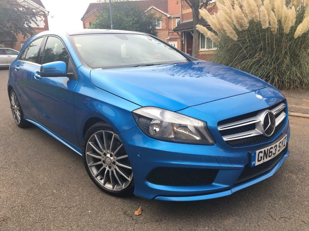 2013 (63) MERCEDES-BENZ A180 1.8 AMG CDi AUTO BlueEFFICIENCY 7G-DCT CHEAPEST IN THE COUNTRY