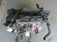 2010 FORD FIESTA ZETEC MK7 MK8 1.25 PETROL ENGINE SNJB **POSTAGE AVAILABLE**
