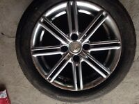 alloy wheels 15''