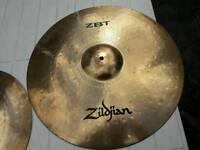 Zildjian zbt cymbals