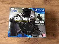 PlayStation 4 Console with Call of Duty: Infinite Warfare