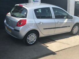 Renault Clio 1.1 Expression 5 dr... 12 months MOT.. serviced.. 6 months warranty included