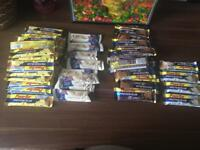 Protein bars job lot total of 55 bars!!