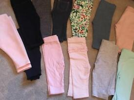Baby girl bundle 3-6 months - 64 items