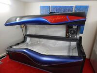 Ergoline Avantgarde 600 sunbed for spare parts