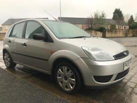 FORD FIESTA STYLE (1200cc) 5 DOOR HATCHBACK (QUICK SELL) (smooth drive )