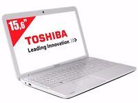 TOSHIBA C850/ INTEL i3 2.30 GHz/ 6 GB Ram/ 640GB HDD/ WIRELESS/ WEBCAM/ HDMI/ USB 3.0 - WINDOWS 7