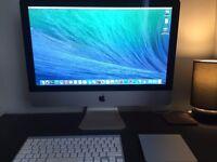 Apple iMac 21.5 inch Late 2013: 2.9ghz i5, 8gb RAM, 1tb Storage, 1GB NVIDIA Graphics - As New