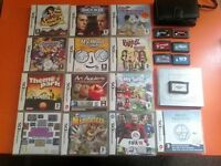 nintendo games for ds 15 games for £20