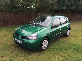 renault clio £30 YEAR TAX