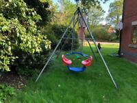 TP Toys Triple Swing